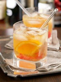 Don's Old Fashioned Cocktail Recipe : Cooking Channel