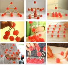 Gumdrop Building by willowday #Building #Kids #Gumdrop #Construction