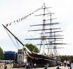 Cutty Sark reopens in time for Olympics... Gutted by fire five years ago, the grand ship has been fully restored to its former glory. The Cutty Sark, built in 1869, and the last survivor of the greyhounds of the sea, is on permanent display in Greenwich, London.