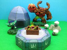 PLANNING A SKYLANDERS PARTY FOR YOUR 'ALL-THINGS' SKYLANDERS-LOVING KIDDO? Then you should enter the 'Skylands and Beyond' Skylanders Papercraft Photo Contest* for a chance to win a FREE Skylanders Personalized Birthday Party Combo Kit No. 6 UPrint™ ($35.99 value) from SkylandsAndBeyond.com!