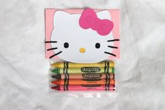 Hello Kitty Party Favors  For Loot Treat by CherishedBlessings, $17.50