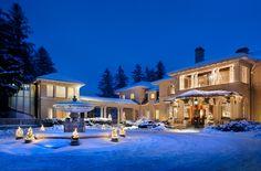 The Wheatleigh in Winter   wheatleigh.com