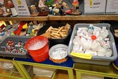 pop up shops, childrens museum, children's museums, children museum, maker space, recycl shop
