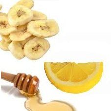 Here is an all-natural, DIY recipe for a face mask that helps fight acne! It's 1/2 a ripe banana, a tablespoon of honey, and a tablespoon of lemon juice fight acn, face mask diy acne, diy recip, diy acne masks, help fight, acne face masks diy, blog, shoe, all natural acne mask