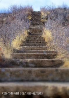 Stairs to the Peak,