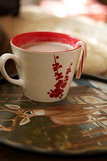 :: hot chocolate recipe ::