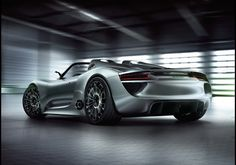Porsche 918 Spyder Country of Origin: Germany Engine: 500hp 3.4-liter V8 with three electric motors delivering 218hp 0-60mph: 3.1 seconds Price: $845,000