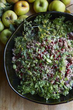 An Irresistible Farro Recipe