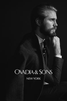 Tom Bull for Ovadia & Sons FW 2013.