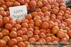 Tomato contains lycopene, an antioxidant that has been shown to have potent anti-cancerous activity. http://articles.mercola.com/sites/articles/archive/2013/03/25/organic-tomatoes.aspx