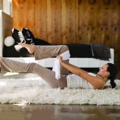5 Exercises for Your Post-Baby Belly | Fit Pregnancy