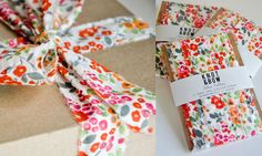 Knot & Bow: fabric ribbon