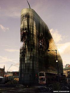 Manchester after an apocalypse James Chadderton