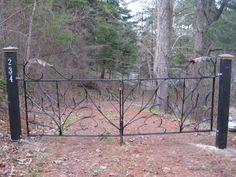 blacksmith iron gate
