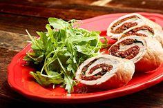 Polędwiczki z suszonymi pomidorami - Kuchnia Lidla