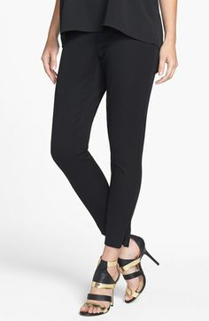 SPANX® 'Ready to Wow' Stretch Twill Shaping Leggings available at #Nordstrom