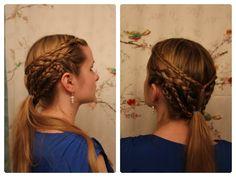 Game of Thrones Hair: Daenerys Targaryen's Yunkai Braids.