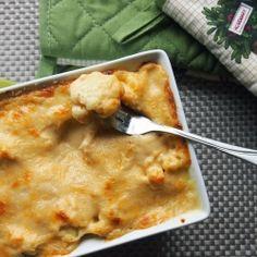 white cheesi, nigel slater, bake cauliflow, cheesi sauc, slater bake, food, cauliflower recipes, cauliflow recip, side dish
