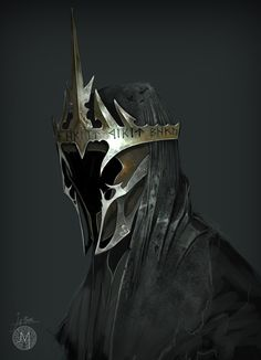 'The Witch King' - LOTR