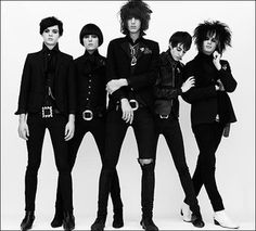 The Horrors.