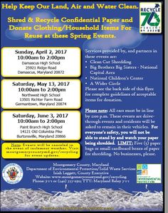 Free Shredding Event