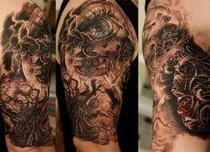 Amazoncom temporary sleeve tattoos for men