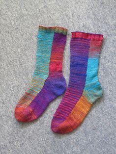 Knitting Instep Stitches : Knit: Socks on Pinterest 113 Pins