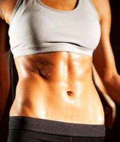 Reason to lift heavier: You'll lose belly fat