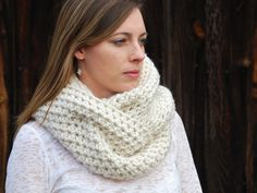 Crochet in Color: Effortless Cowl ~ free patterns