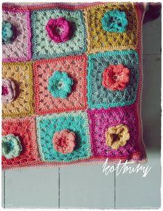 kotbury-kwiaty poduszka