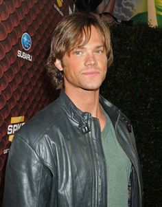 Jared - love the leather jacket