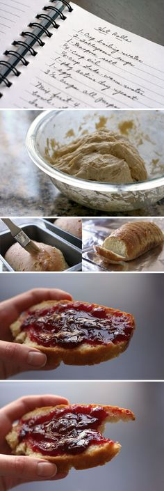Another easy-looking bread recipe. :)