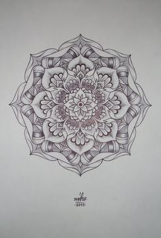 lotus drawing, pretty sweet