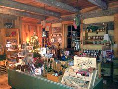 The Gift Shop at #HistoricHannasTown #Greensburg #PA http://www.westmorelandhistory.org