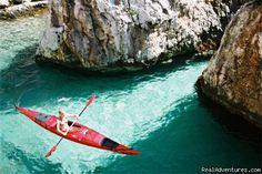 Hidden bays Hvar - Sea Kayaking Adventure in Croatia - dalmatia: split: hvar croatia kayaking & canoeing hvar