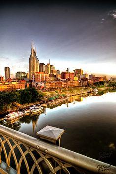 Nashville, TN. : Check