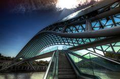 architects, architectur, peac bridg, the bridge, peace