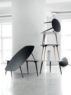 Länna Möbler - Icicle Triangel Big Soffbord från Fredericia Furniture - Länna Möbler - Handla online