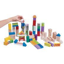 Pattern Blocks - Set of 100
