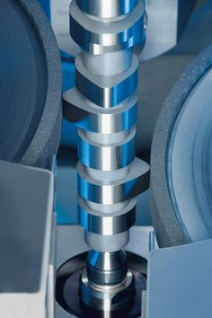 Even complex geometries such as cam contours can be machined with the simultaneous or synchronous support grinding process.   3193  Categories:  CBN Grinding, Cam shafts, Grinding Machines, Grinding Machines, Press, Simultaneous welding, Synchronous Support Grinding