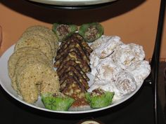 :) food, nasi kolaci