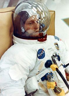 Astronaut Pete Conrad, Commander Apollo 12 #apollo