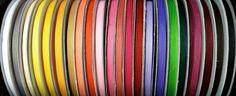10 YDS. Grosgrain Ribbon 3/8 Matte Finish Wholesale.