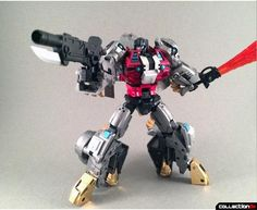 Sludge is my favorite Dinobot - FansProject TFCON Exclusive Columpio (Unofficial Transformers Dinobot Sludge)