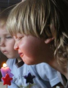 Remember that every birthday candle blowing out should be this great!