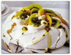 Pavlova - whether it be Australian or from New Zealand - it's still the yummiest dessert ever!