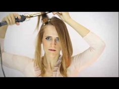 Video Tutorial - Holiday Party Hair