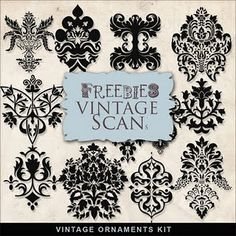 Freebie Vintage Images (for download)