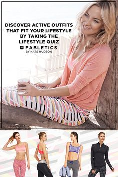 Fabletics by Kate Hu