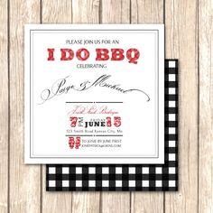 I Do BBQ by VivaLaLovely, $1.75